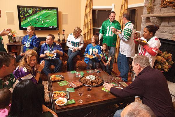 6 Step Super Bowl Party Checklist