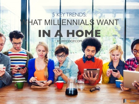 what millennials want in a home