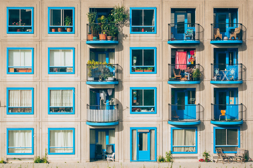Make Your Apartment Building More Desirable