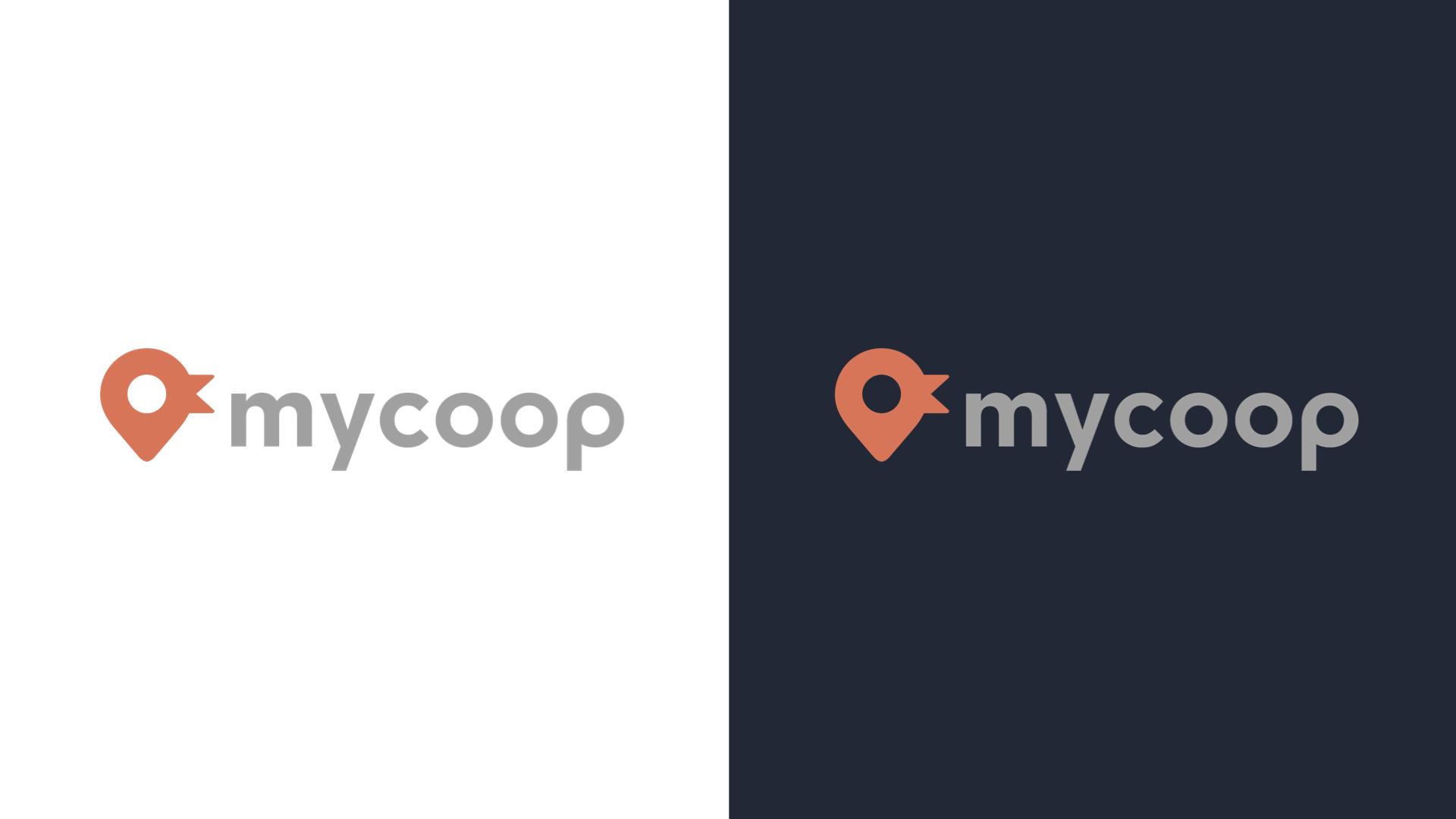 new mycoop logo