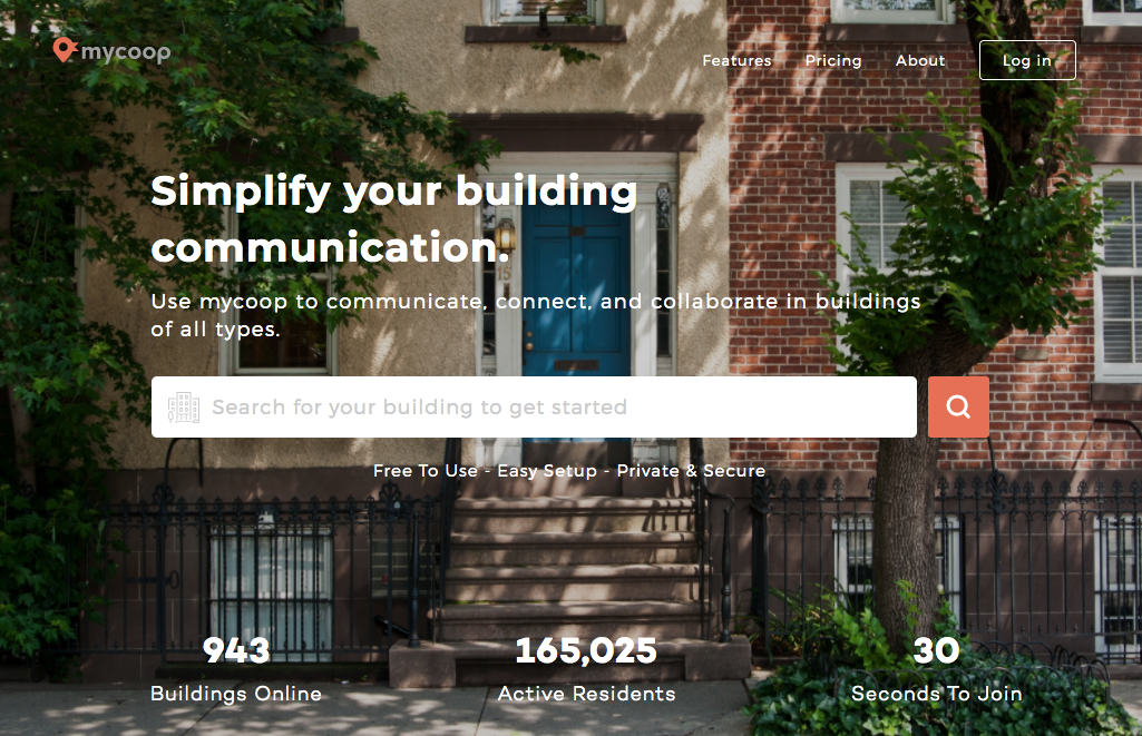 mycoop simplify building communication